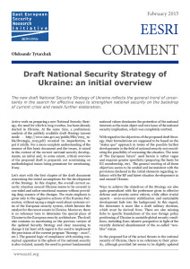 thumbnail-of-Draft Security Strategy of Ukraine - initial overview (2015-02) C-ENG