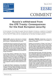 thumbnail-of-CFE Treaty, Russia & East European security (2015-03) C-ENG