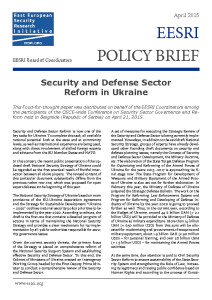 thumbnail-of-EESRI at OSCE on Security-Defense Reform in Ukraine (2015-04) PB-ENG