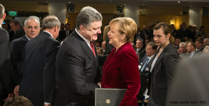 """A fresh look"" from Ukraine at German Foreign Policy Priorities"