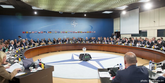 How has the Ukrainian issue reshaped the NATO alliance?