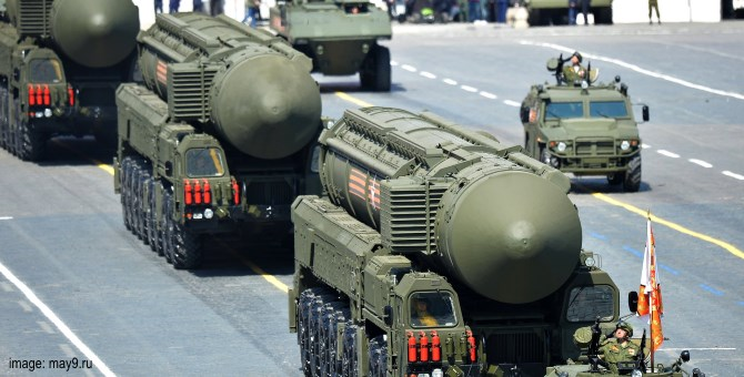 Annexed Crimea and Russia's Nuclear Saber-Rattling