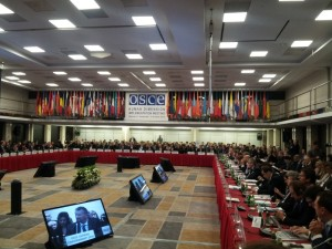 2015-09-21 OSCE Human Dimension Warsaw (1)