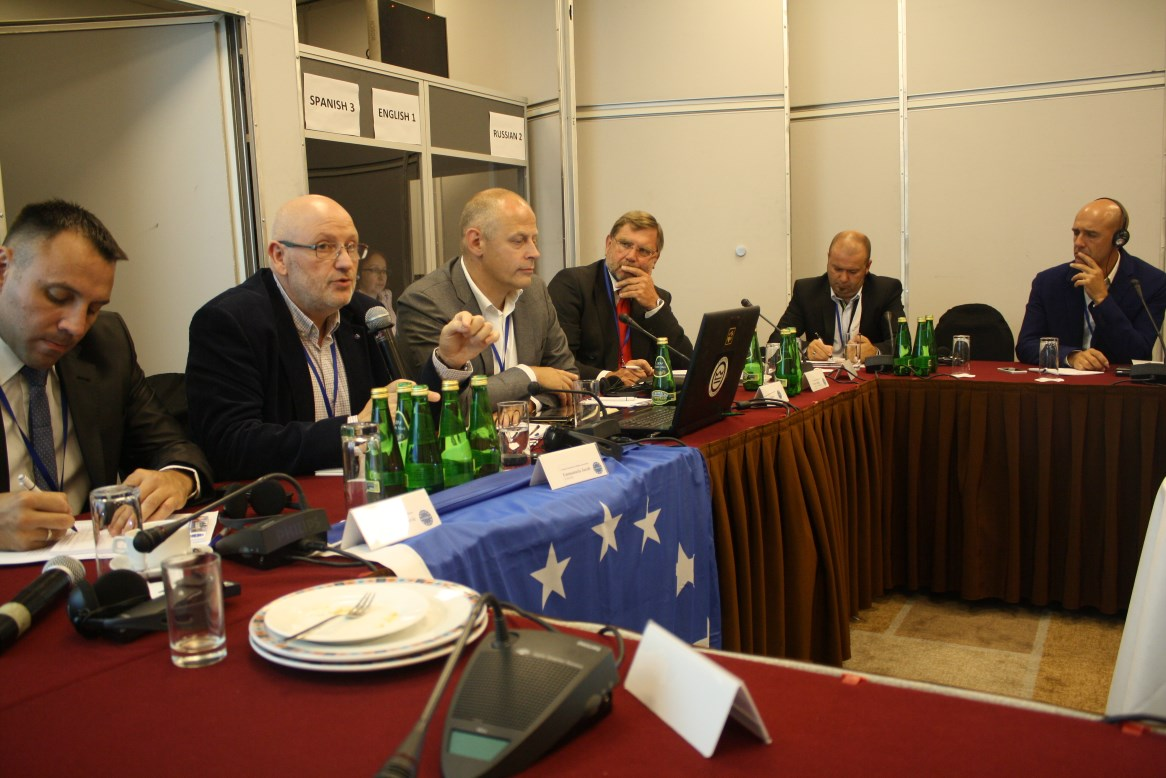 2015-09-21 OSCE Human Dimension Warsaw (4)