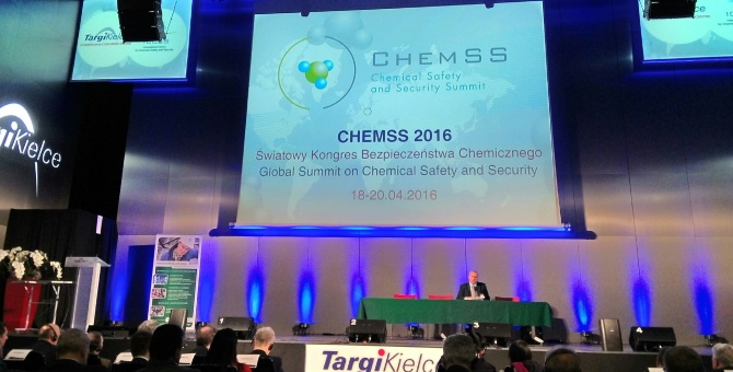 Ukraine Chemical Security Forum