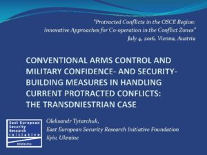 thumbnail of 2016-07 CSBMs in Protracted Conflicts – OSCE Network – Tytarchuk EESRI-PC-ENG