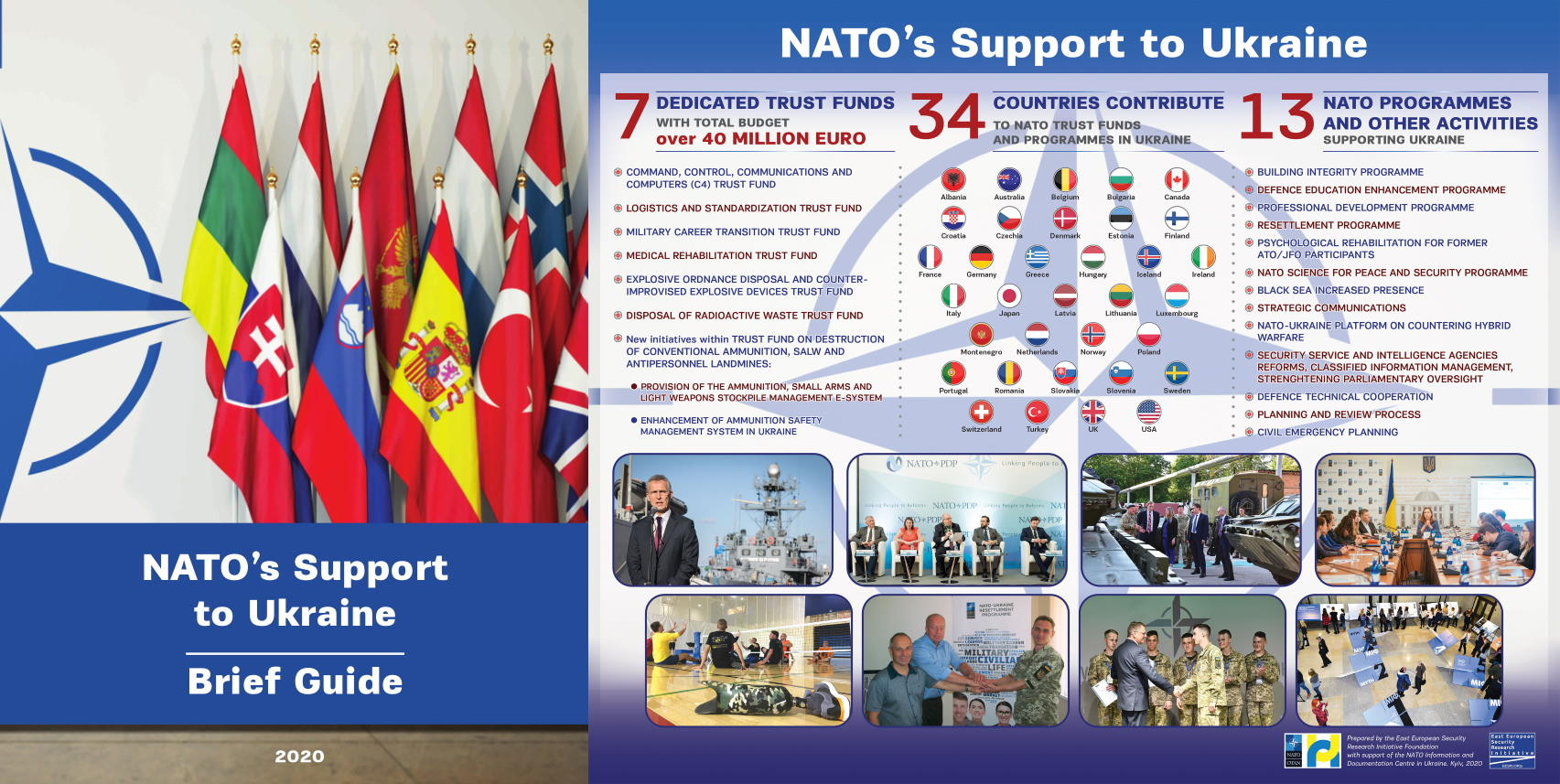 NATO's Support to Ukraine: Brief Guide 2020